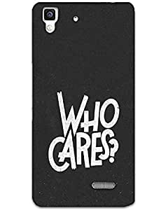 Oppo R7 Back Cover Designer Hard Case Printed Cover