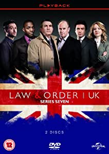 Law & Order: UK - Series 7 [NON USA FORMAT UK REGION 2 DVD]