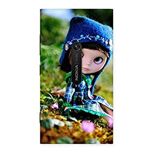Gorgeous Kid Cute Multicolor Back Case Cover for Lumia 920