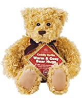 Aroma Home - Hh7-0013 - Peluche Ours Chauffeuse - 34 Cm