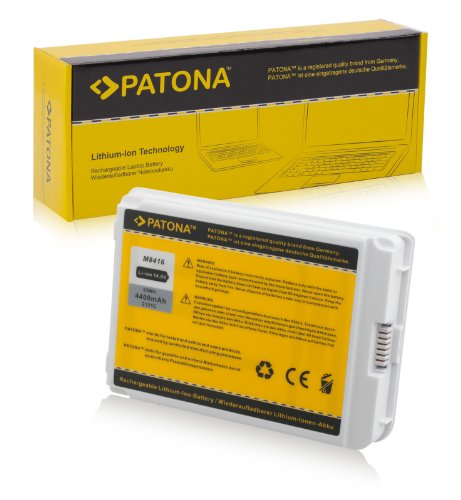 Batterie pour Laptop / Notebook APPLE iBook G4 M9627 | M9628 | M9848 | M9627 | M9628 | M9848 | M9419 - iBook 14.1 LCD 32 VRAM | iBook 14.1 LCD 16 VRAM