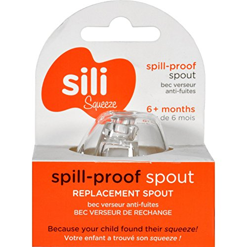 Sili Squeeze Nipple Spout - Replacement - Original - 1 Count (Sili Co compare prices)
