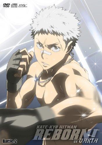 家庭教師ヒットマンREBORN! vsヴァリアー編【Battle.2】