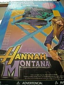 Disney's Hannah Montana Director's Chair by Delta