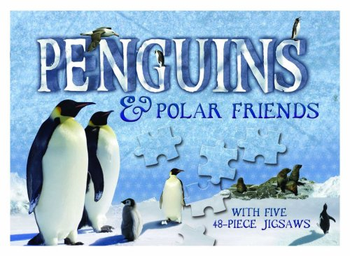 Penguins and Polar Friends Jigsaw Book