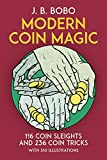 Modern Coin Magic: 116 Coin Sleights and 236 Coin Tricks