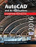 img - for AutoCAD and Its Applications Comprehensive 2016 book / textbook / text book