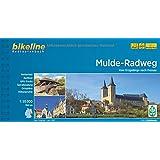 Bikeline Radtourenbuch, Muldental-Radweg: Vom Erzgebirge nach Dessau. Ein original bikeline-Radtourenbuch, wetterfest/reißfest