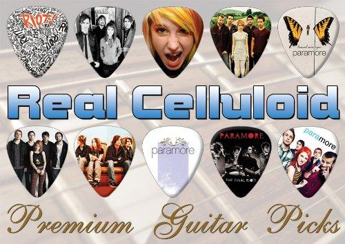 riot paramore mediafire. Paramore Premuim Guitar Picks