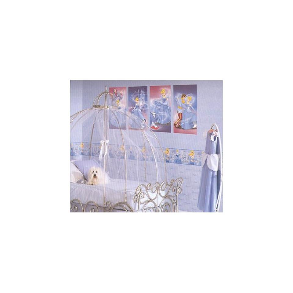 Cinderella, Fairy Godmother, and Prince Charming Wall Art