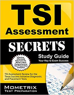 TSI Study Guide & Practice Test [Prepare for the TSI ...