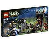 LEGO Lego Monster Fighters The Crazy Scientist & His Monster 9466 (Lego Monster Fighters - 9466 & 5702014840638)