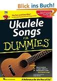 Ukulele Songs For Dummies Uke BK