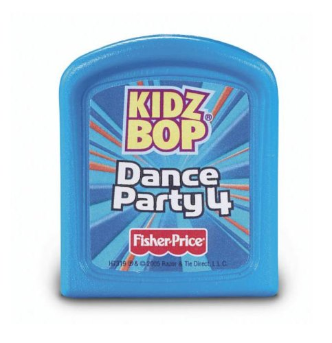 Fisher Price Star Station Dance Party #4 ROM Pack - 1
