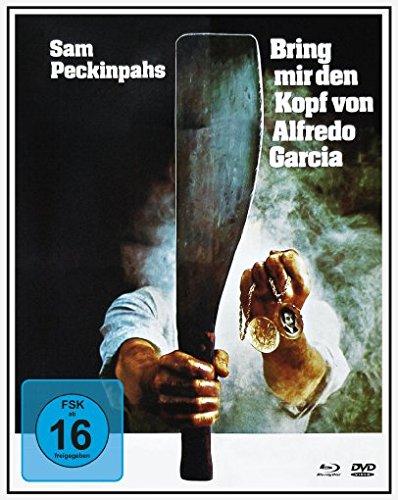 Bring mir den Kopf von Alfredo Garcia - Mediabook (+ 2 DVDs) [Blu-ray]