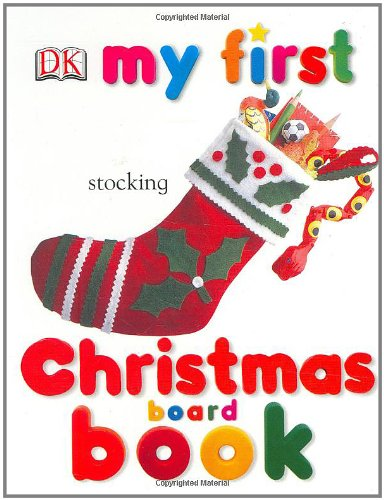 My First Christmas Board Book (My 1St Board Books) front-909072