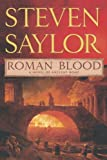 img - for Roman Blood: A Novel of Ancient Rome (Novels of Ancient Rome) book / textbook / text book