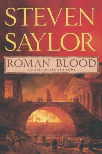 Roman Blood: A Novel of Ancient Rome (Novels of Ancient...