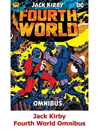 Clip: Jack Kirby Fourth World Omnibus