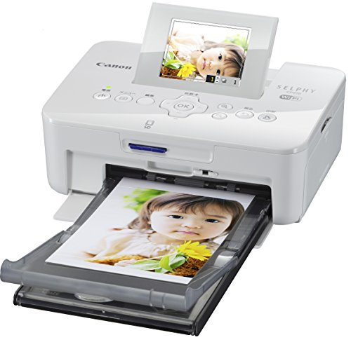 Canon compact photo printer SELPHY CP910 WH