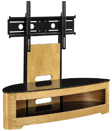 JF209 OB OVAL CANTILEVER TV STAND Black Friday & Cyber Monday 2014