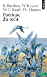 Po�tique du r�cit par Barthes