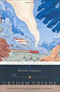 Orient Express (Penguin Classics Deluxe Edition) by Graham Greene cover image