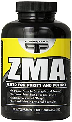 Primaforce ZMA, 360 Capsules from Primaforce