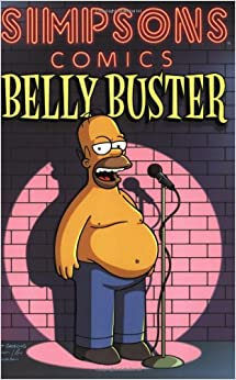 Simpsons Comics Belly Buster (Simpsons Comic Compilations): Amazon.co ...