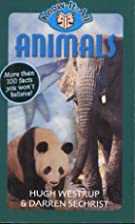Know-It-All, Animals by Hugh Westrup