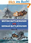 British Battlecruiser vs German Battl...