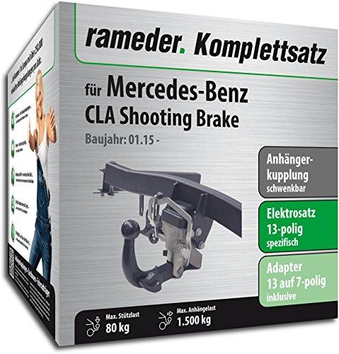 RAMEDER-Komplettsatz-Anhngerkupplung-schwenkbar-13pol-Elektrik-fr-Mercedes-Benz-CLA-Shooting-Brake-123788-13518-1