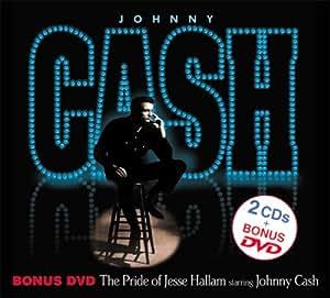 Johnny Cash Collection + Bonus DVD Pride of Jesse Hallam
