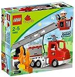 Toy - LEGO Duplo Town 5682 - Feuerwehrwagen