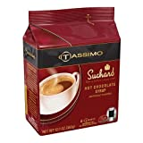 SUCHARD Hot Chocolate Syrup T-Disks for Tassimo Hot Beverage System ~ M Block