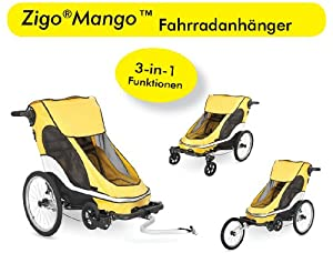 Zigo Mango X2 (Red) by Zigo