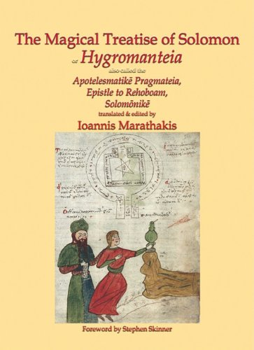 The Magical Treatise of Solomon, or Hygromanteia Sourceworks of Ceremonial Magic Series) PDF Download Free