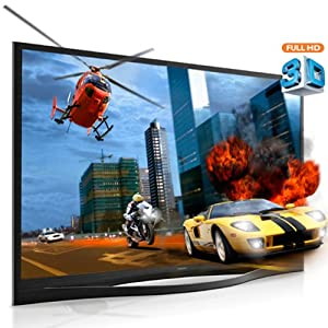 Samsung PN60F8500 60-Inch 1080p 600Hz 3D Smart Plasma HDTV