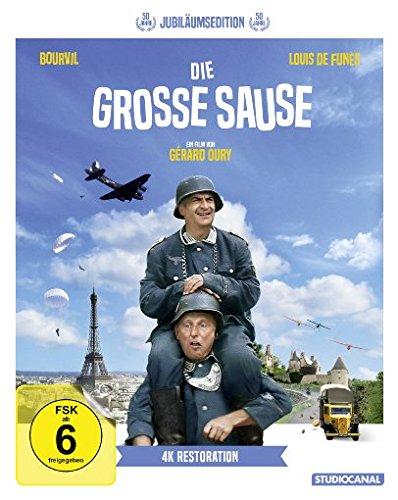 Die große Sause - Jubiläumsedition - Digital Remastered [Blu-ray]