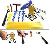 PDR自動車凹み修理工具 デントリペアキット 簡易板金ツール 30点DIY工具セット
