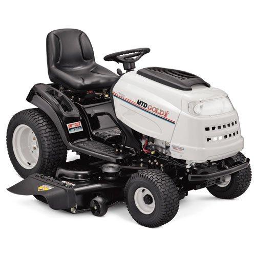 Mtd Gold Lawn Tractor : Mtd riding mower