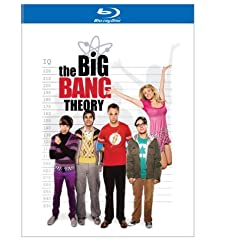 The Big Bang Theory: The Complete Second Season [Blu-ray]