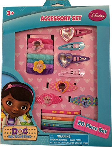 Doc McStuffins Hair Accessory Set