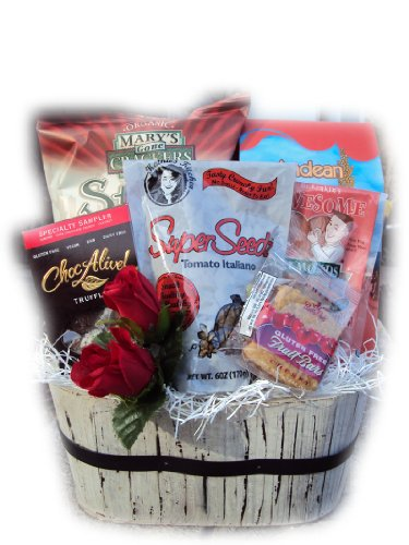 Vegan Baby Gift Ideas : My vegan valentine healthy gift basket findgift