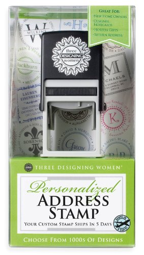 three-designing-women-custom-designer-address-self-inking-stamp