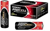 BRAND NEW 30 DURACELL AA MN1500 PROCELL ALKALINE BATTERY BATTERIES EXP 2018