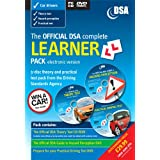 The Official DSA Complete Learner Driver Pack (Valid until 2011)by TSO