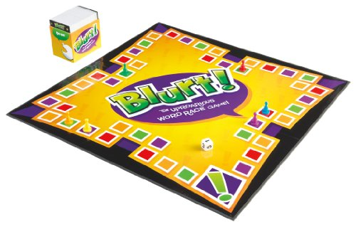 Educational Insights Blurt! The Uproarious Word Race Game!