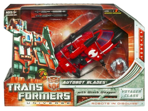 Transformers Universe Voyager Class - Autobot Blades