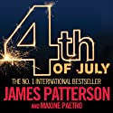 4th of July: The Women's Murder Club, Book 4 Audiobook by James Patterson, Maxine Paetro Narrated by Pat Starr